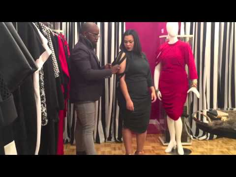 fd5d5fbc8fe How-to style the Monif C. Dahlia Dress - YouTube