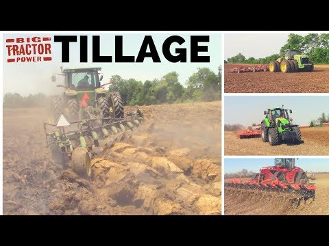 See Every Kind Of Spring Seed Bed Tillage