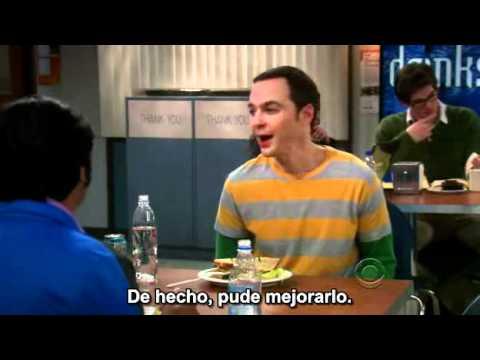 TBBT Sheldon Y El Truco De Magia De Howard