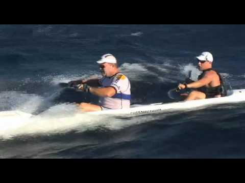 Surfski Trip of a Life Time