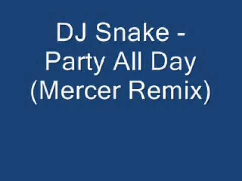 DJ Snake - Party All Day (Mercer Remix)