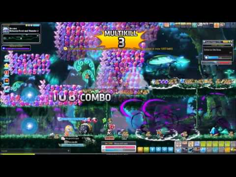 Thunder Breaker Mobbing At Arcana Gms Reboot