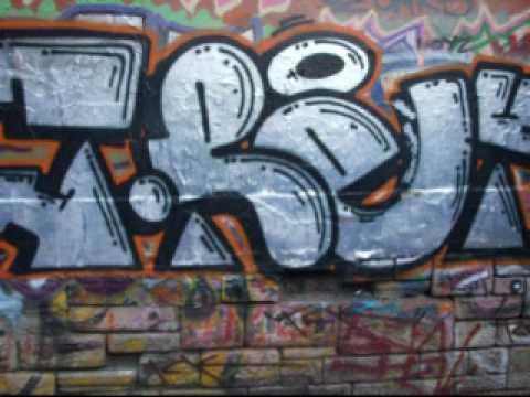 Edinburgh Graffiti 2009