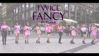 [K-POP IN PUBLIC PRAGUE] | TWICE - FANCY | Deja Vu