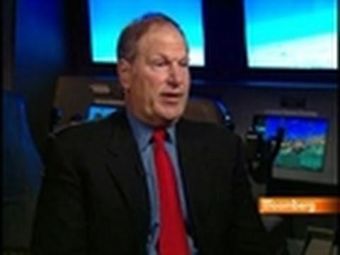 Cote Says U.S. Economy Will Likely Keep `Moving Upward'