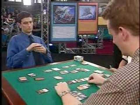 Magic Worlds 2000 Finals Jon Finkel vs. Bob Maher part 1