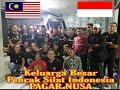 Gambar cover Pagar Nusa Malaysia | Pencak silat indonesia berkembang di luar negeri | Pendekar para ulama.