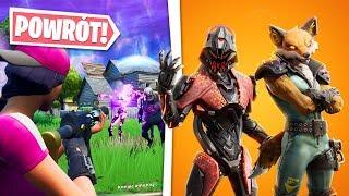 ATUALIZAÇÃO do Fortnite: loja Sadyba, Free Return, skins escondidas e emotes no jogo..