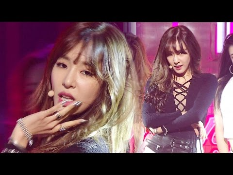 《Solo Debut》 TIFFANY(티파니) - I Just Wanna Dance @인기가요 Inkigayo 20160515
