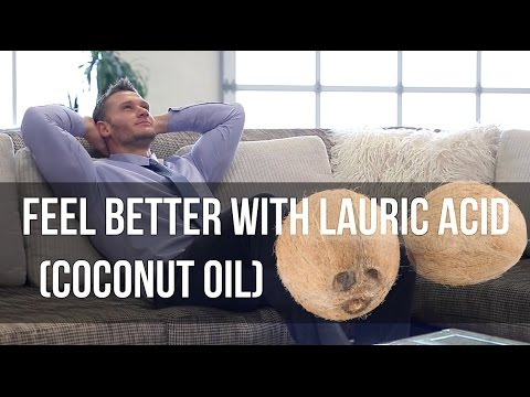 Coconut Oil and MCT | Fight Colds and Flu | No Listeria - Thomas DeLauer