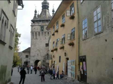 Romania 2010 - Sibiu-Medias-Sighisoara-Brasov Cities