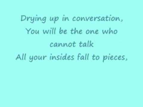 high-and-dry---radiohead-(lyrics)