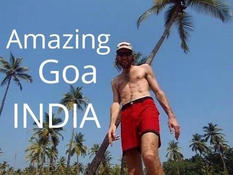 One Day in GOA, INDIA: Tropical Paradise on the Arabian Sea