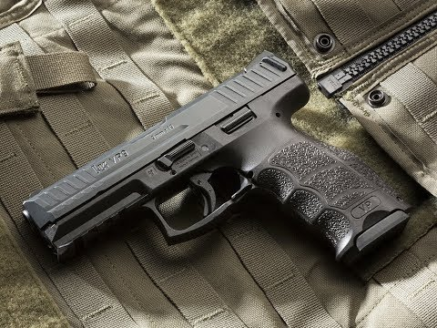 How to Disassemble and Reassemble a Handgun H&K VP9