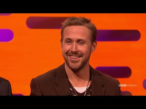 Ryan Gosling Thought the Oscars Mishap Was Something More Dire - The Graham Norton Show