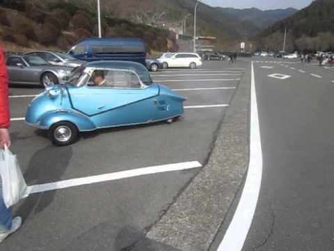 Bubble car  Messerschmitt KR200 バック
