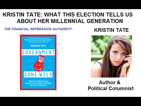 WHAT THIS ELECTION TELLS US ABOUT THE MILLENNIAL GENERATION - 05-13-16 w/ Kristin Tate