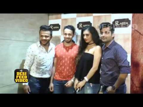 "Launch of ""R Adda"" Rooftop Bar & Kitchen with Many TV Celebs – Full Event"
