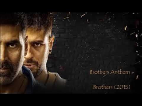 Brothers anthem lyrical