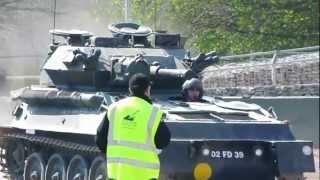 fv101 scorpion cvrt vehicle bovington tank museum