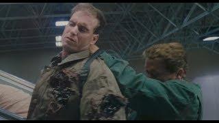 Total Recall - Subway Chase Scene (1080p)