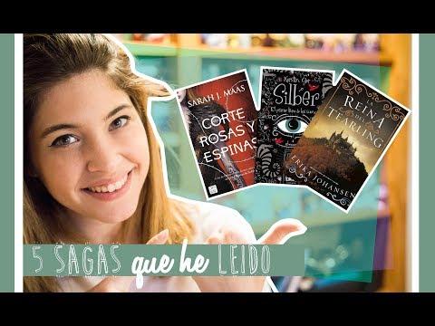5 SAGAS QUE SI HE LEÍDO ¿DECEPCIÓN?    Bicheando Libros