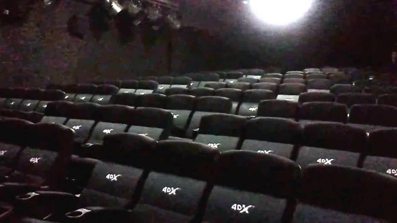 Sala 4dx cinex san ignacio youtube for Sala 4dx opiniones