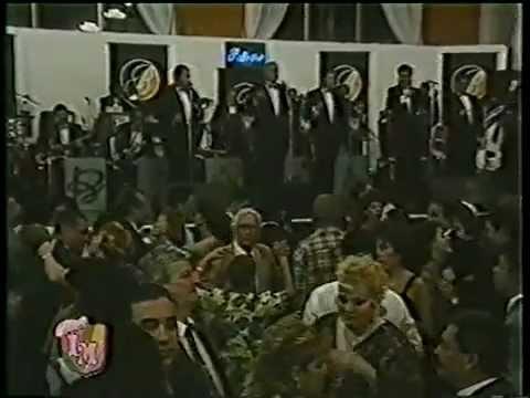 La Billos Caracas Boys en el concierto de los 40 años de los Melódicos del maestro Renato Capriles