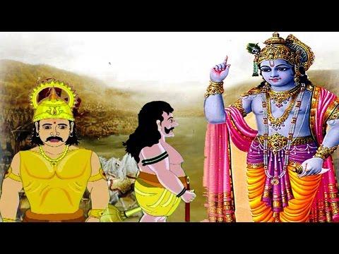Karna - Mahabaratha Stories - Inspiring Stories of Karna - Krishna   Karna   Ghatotkacha