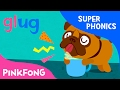 ug | Pug Rug Mug | Super Phonics | Pinkfong Songs for Children