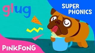 Repeat youtube video ug | Pug Rug Mug | Super Phonics | Pinkfong Songs for Children