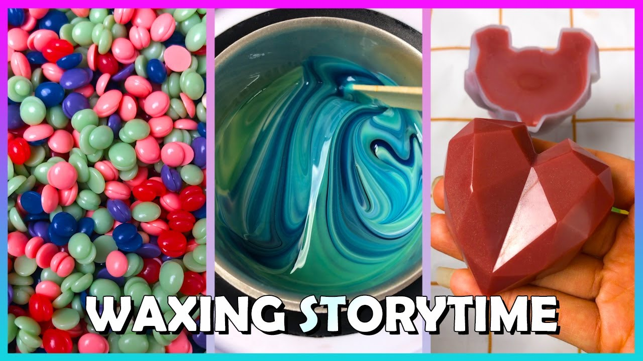 Satisfying Waxing Storytime ✨😲#113 My 16 yo daughter doesn't get along with my 21 yo fiance