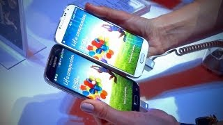 Samsung Galaxy S4 Hands-on & Overview (Galaxy S IV)