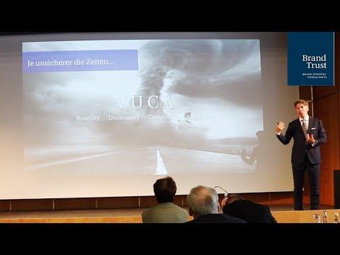 Jürgen Gietl: Vertrauen ist der Schlüssel zur Kundengewinnung in unsicheren Zeiten