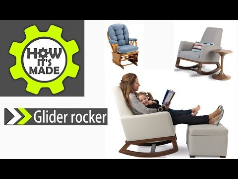 How It's Made:Glider Rocker By Discovery ⚙ हिंदी⚙