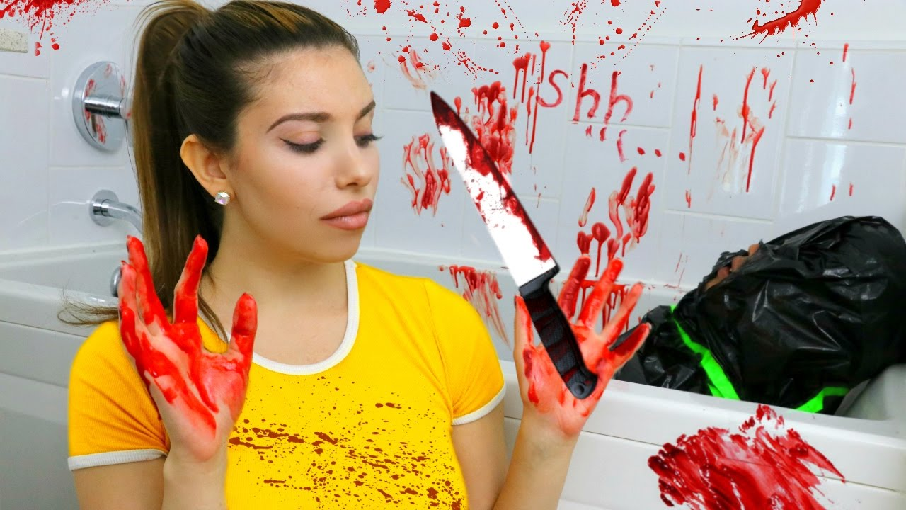 Halloween PRANKS You NEED To Try On Friends & Family!  | Julia Gilman