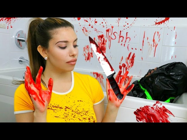 Halloween PRANKS You NEED To Try On Friends & Family!    Julia Gilman