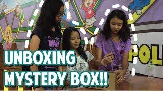 [Vlog #3] UNBOXING Mystery Box Squishy SSI di Gandaria City Mall | LalaLeen