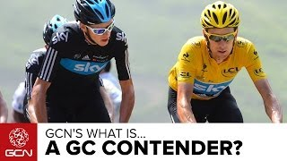 What Is A General Classification Rider - How Does A Cyclist Win The Tour De France?
