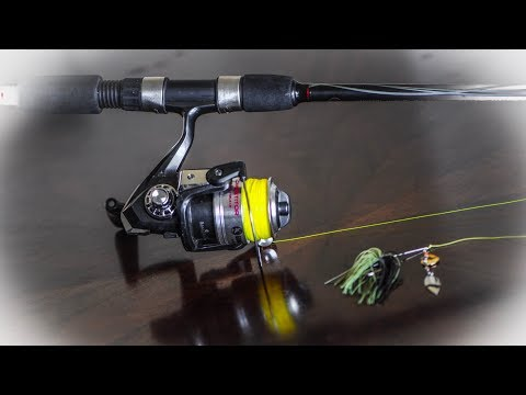 How To Put Fishing Line On Your Rod & Reel