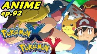 Pokémon X e Y: O GRANDE FINAL!!! (ep.92) - Comentando Animes