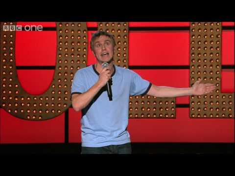 HD Preview - Russell Howard on Misery - Live At The Apollo - BBC One