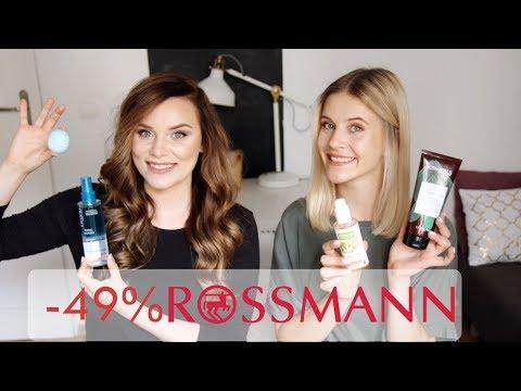 ROSSMANN - 49% co kupić | 10 MarKowych hitów | MarKa