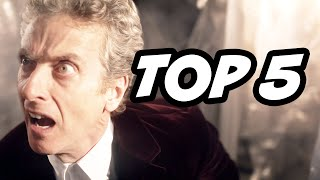 Doctor Who Series 9 Episode 11 Finale Part 1 - TOP 5 WTF and Easter Eggs