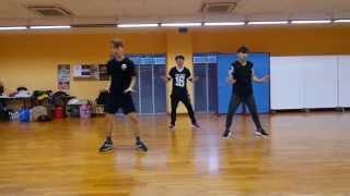 Mario - Let Me Love You (Sllash Remix) (Dance Cover)