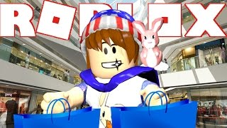 I MET DURV IN ROBLOX?! | Escape the Mall Obby!!! | Roblox