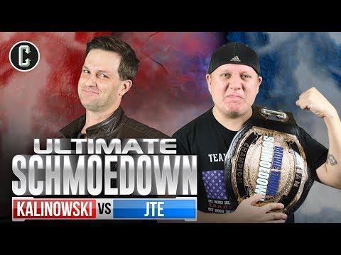 Mike Kalinowski VS JTE - Movie Trivia Schmoedown Tournament Semifinals