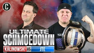 Mike Kalinowski VS JTE - Movie Trivia Schmoedown Tournament Semifinals