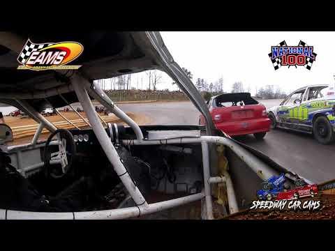 #28 Lee Hutchinson - Hotshots - National 100 - 1-27-19 East Alabama Motor Speedway