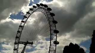 Time-lapse #7 - London Eye